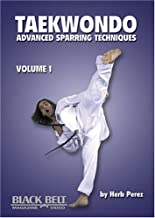 Taekwondo: Advanced Sparring Techniques Volumes 1 - by Herb Perez