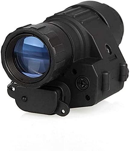 KELITINAus Telescopio 2X30 Gafas Digitales Inteligentes, Infrarrojos Portátiles de Alta Definición de Alta Definición Monocular Táctico para Actividades de Noche Binoculares de Telescopio