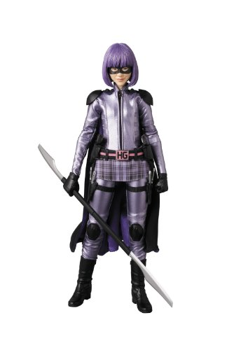 Sideshow Toys Kick Ass 2 Hit Girl Real Action Hero Action-Figur