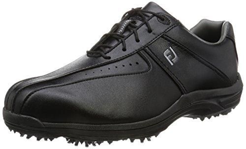 [フットジョイ] ゴルフシューズ グリーンジョイズ メンズ ブラック(17) 26.5 cm