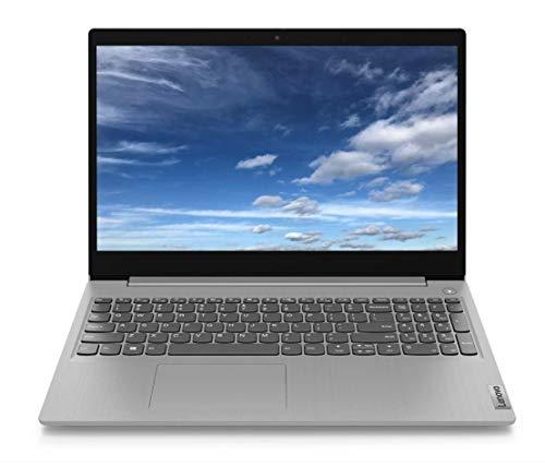 "Lenovo IdeaPad 3 - Portátil 15.6"" FullHD (Intel Core i3-1005G1, 8GB RAM, 512GB SSD, Intel UHD Graphics, Sin Sistema Operativo), Color Gris - Teclado QWERTY Español"