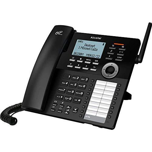 Alcatel IP30 DECT Desktop Phone schwarz - Voice-Over-IP - Voice-Over-IP, ATL1417211