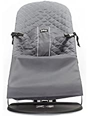 Hoes voor BabyBjorn® baby wipstoeltje - 100% compatibel met BabyBjorn stoel (vervangt originele hoes)
