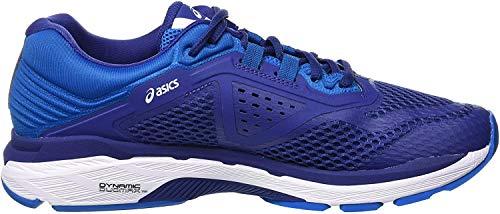 Asics Herren Gt-2000 6 Laufschuhe, Blau (Blue Print/Race Blue 400), 46 EU