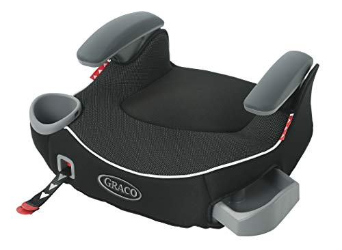 Graco TurboBooster LX Backless Booster Car Seat with Latch...