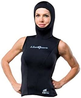 NeoSport Wetsuits Women's XSPAN 5/3mm Hooded Vest