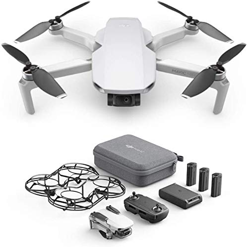 DJI Mavic Mini Combo - Dron Ultraligero y Porttil, Sin Care...