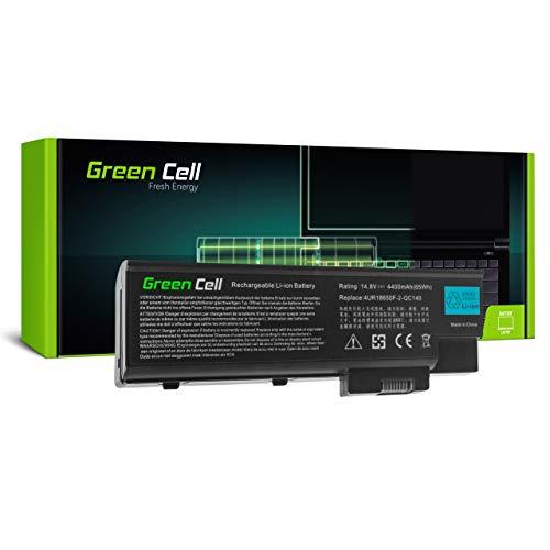 Green Cell Batería para Acer Aspire 1414 1640 1640Z 1641 1641LM 1641LMi...