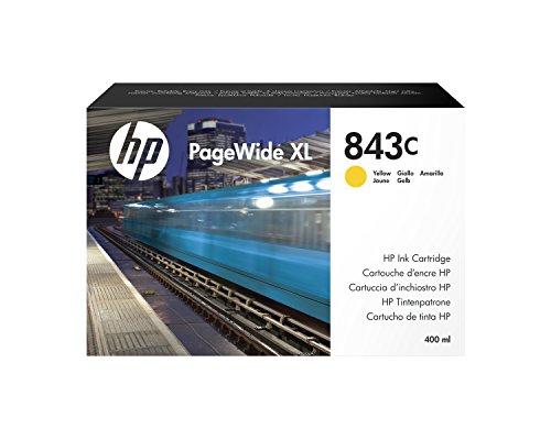 HP C1Q68A Cartucho DE Tinta NO 843C Amarillo 400ML - (Consumibles  Cartuchos de Tinta y Tóner)