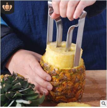 Stainless Steel Pineapple Cutter Corer