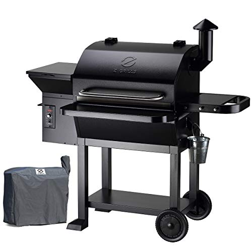 Z GRILLS ZPG-10002B 8-in-1 Wood Pellet BBQ Smoker Grill Review