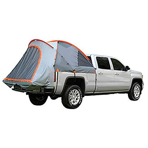 hjm Tienda de Camiones para 2 Personas, Doble cúpula Plegable portátil, Impermeable y Resistente a rasgaduras, el Material PE Oxford es Duradero, se Utiliza para Camiones Grandes