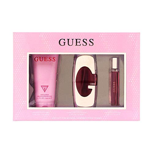 Women 3 Piece Gift Set with 2.5 Oz by Guess NEW For Women