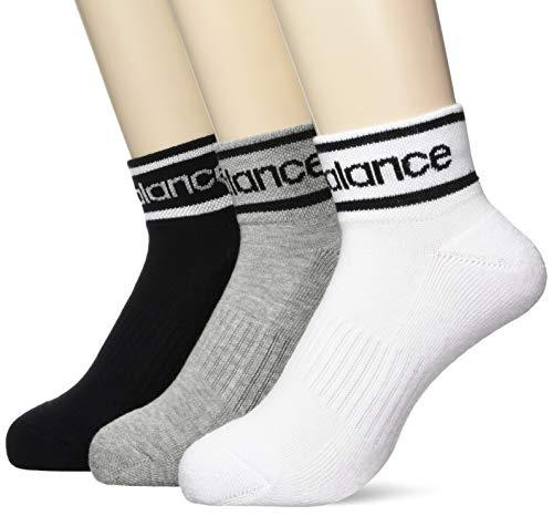 New Balance JASL7793 Mid-Length Socks - JASL7793 AS (Assorted)