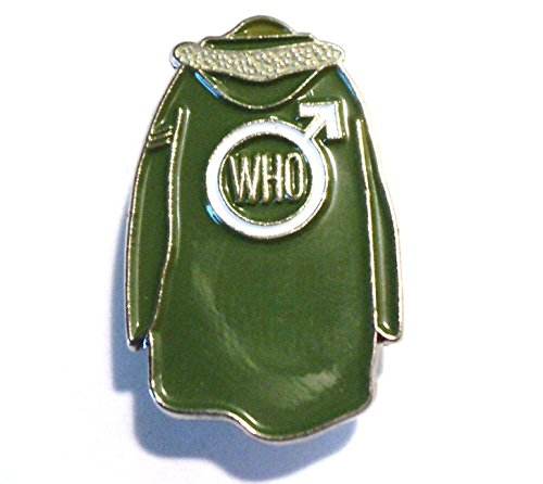 The Who Quadrophenia Parker Parka Coat MOD Scooterist Metall Pin Badge