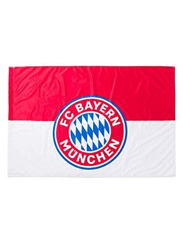 FC Bayern München Fahne Logo 150x100 cm/Flagge rot-weiß