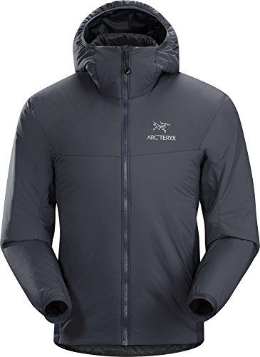 Arc'teryx Atom LT Hoody Men's (Nighthawk, Large)