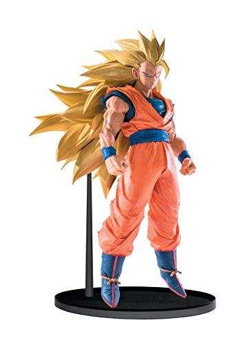 Dragon Ball Super scultures BIG Zoukei Tenkaichi Budokai 6 Vol.5 Super Saiyan 3 Goku ...