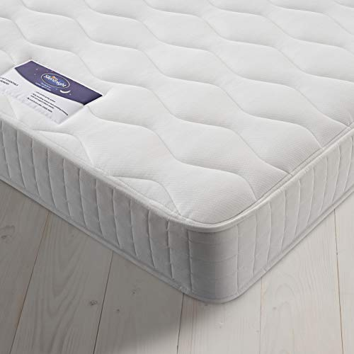 Silentnight Pocket Essentials 1000 Memory Mattress | Medium | UK King