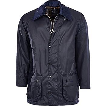 Barbour Beaufort Wax Jacket - Men s Navy 36