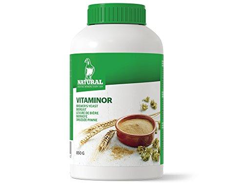 NATURAL Vitaminor Levure de Bière pour Oiseau 850 g