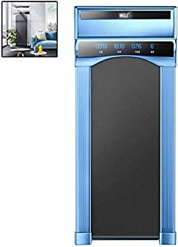 ZAIHW Tredmills for Ejecutar Proform Cinta de Correr con Bluetooth Cintas de Correr Inicio Caminar máquina de Interior pequeño y Sencillo Plana Mini Máquina Caminar Home Fitness Equipo mecánico