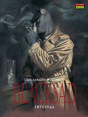 Blacksad. Edición Integral Catalán.