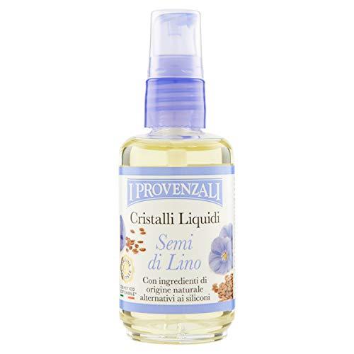 I Provenzali, Cristalli Liquidi ai Semi di Lino, 50 ml