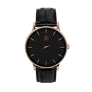 Ethan Eliot Classic Mens Watches, 40mm Watches for Men, 5ATM Water Resistant