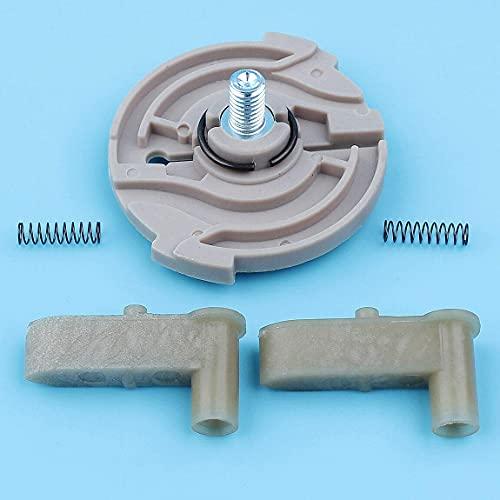 Accesorios para Herramientas eléctricas, Juego de trinquetes de Arranque de Retroceso, Piezas de Repuesto de artesanía Avanzada para Honda Gx120 Gx160 Gx200 168F, Bombas de Motor, motocultor