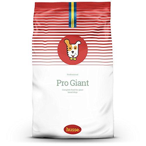 Husse - Pro Giant 20 Kg | Pienso para Perros Grandes | Función Gastrointestinal | Sabor Cerdo y Pollo | Alta Callidad de Ingredientes