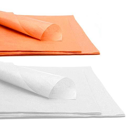 Sublimet Sublimation Solutions 500 Hojas de Papel Protector en Hojas para Plancha térmica (A2) para sublimación