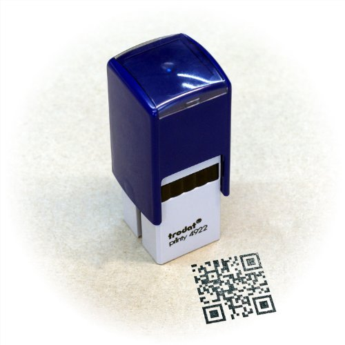 Printy 4922 mit QR-Code