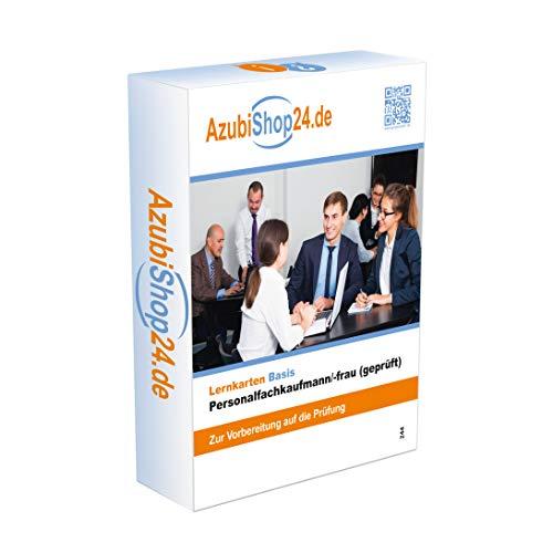 E-Book Personalfachkaufmann geprüft Prüfung: Lernkarten Personalfachkaufmann geprüft Prüfungsvorbereitung