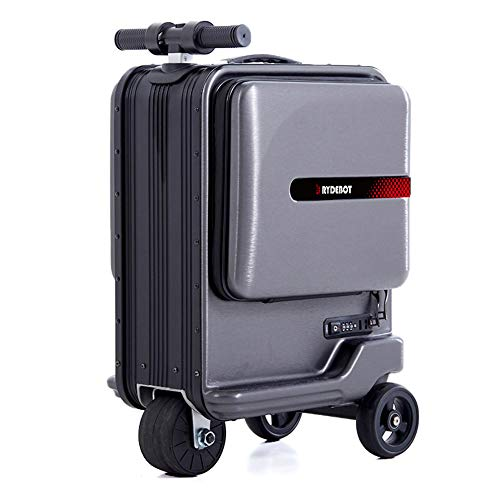 Rydebot Puledro- Smart Motorized Rideable Carry-on Suitcase/Luggage for Adults/Kids with Removable...