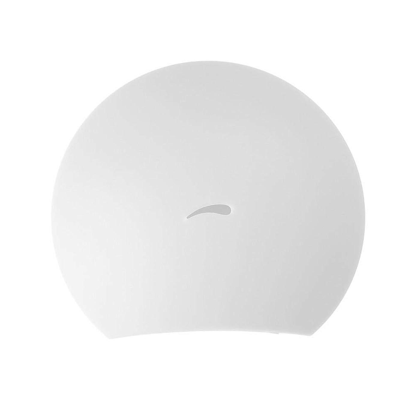 カラスマウンドジムアロマ加湿器 超音波式加湿器 アロマディフューザー 卓上加湿器 シェル形 USB充電式 小容量 80ml 静音 ライト付き 間接照明 適用面積21~30㎡ Styleshow