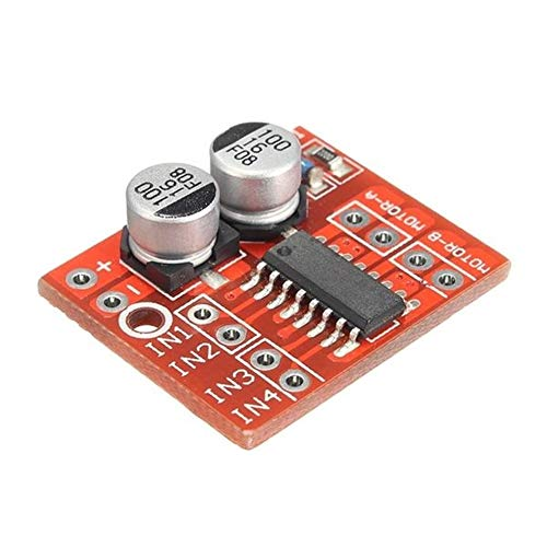 Find Discount No branded Module 3pcs Dual Channel L298N DC Motor Driver Board PWM Speed Dual H Bridg...