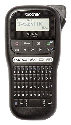 Brother pth110 Handheld Beschriftungs Maschine - Italienische Version
