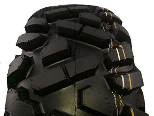 Pneu pour quad ATV 25 x 8-12 25 x 8.00-12 P350 6PR E4 43J TL Hakuba