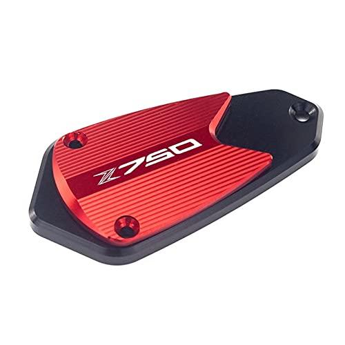 Tapa Del Tanque De Líquido De Frenos De Motocicleta Para K&awasaki Z750R Z 750R Z750 R Z 750 R 2011-2016 2015 2014 Tapa Aceite Tanque (Color : G)