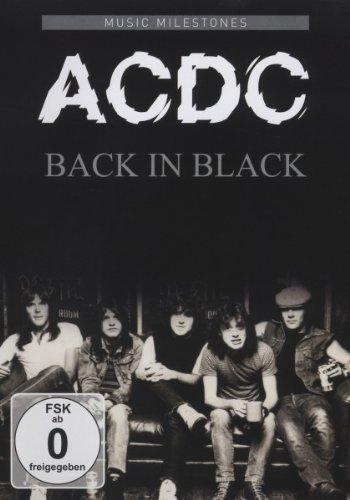 AC/DC - Back in Black/Music Milestones [Reino Unido] [DVD]