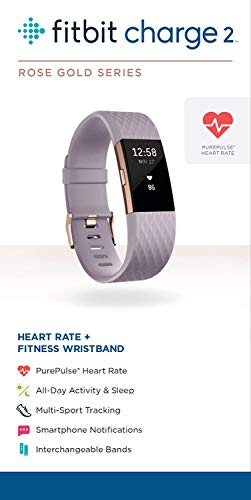 BEOTUA Charge 2 Superwatch Wireless Smart Activity and Fitness Tracker + Heart Rate and Sleep Monitor Smart Wristband,Large (US Version)
