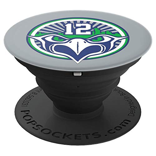 Seattle Football Fan PopSockets Grip and Stand for Phones and Tablets