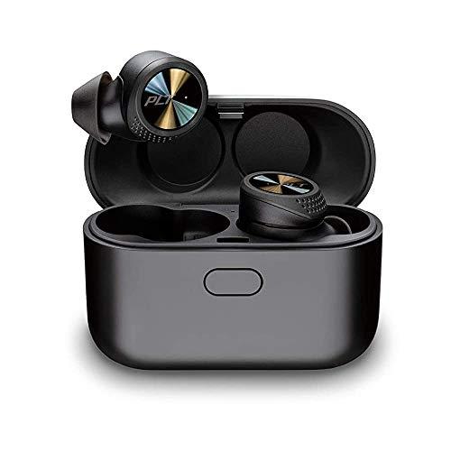 Plantronics BackBeat PRO 5100 True Wireless In-Ear Headphones - Black (Renewed)