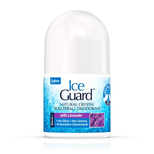 Ice Guard Roll On Deodorante, Lavanda - 50 ml