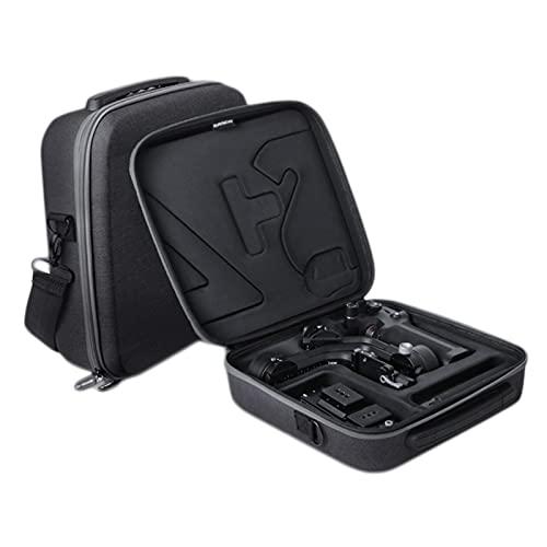 Mominpet RSC 2 - Borsa da viaggio con tracolla regolabile, custodia rigida portatile compatibile con DJI Ronin SC 2, con stabilizzatore cardanico a 3 assi