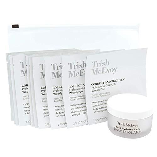Trish McEvoy Correct and Brighten Professional Strength Multi-Acid Weekly Peel