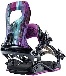 Rome Snowboards Guild Snowboard Bindings - Women's, Purple Reign, Small/Medium