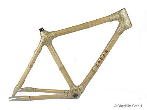Marco para bicicleta de bambu