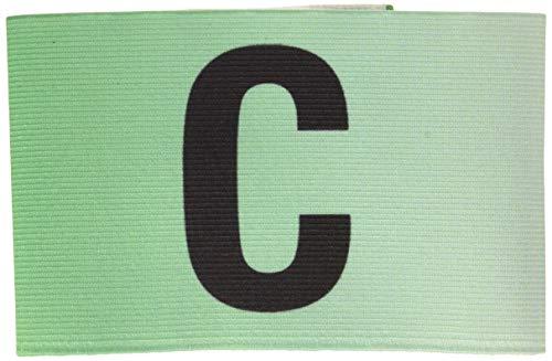 DE TOO+ Verde Brazalete de Capitán, Hombres, 31X8
